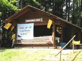 Zeltlager in Berau